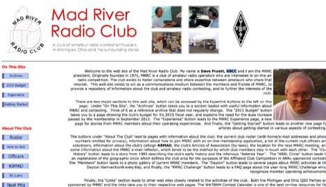Mad River Radio Club