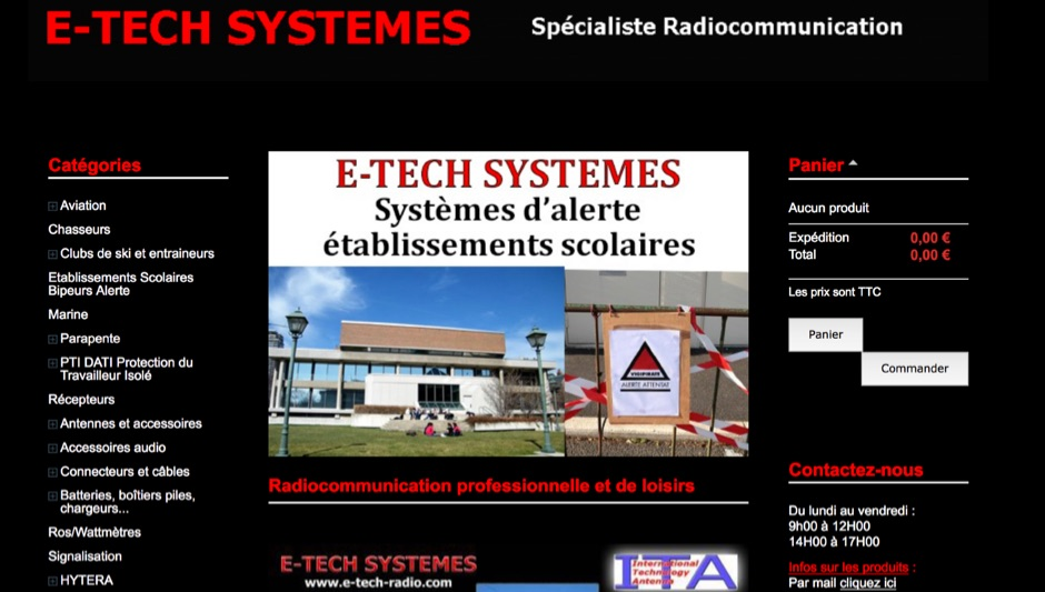 E-TECH SYSTEMES