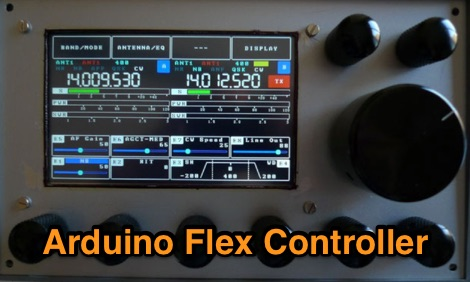 Arduino Flex Controller