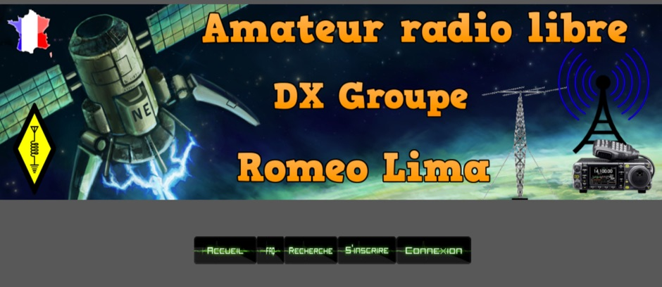 Dx Groupe Amateur Radio Libre