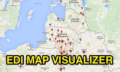 EDI Visualizer