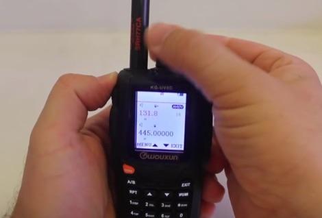 DXZone Wouxun KG-UV8D Programming