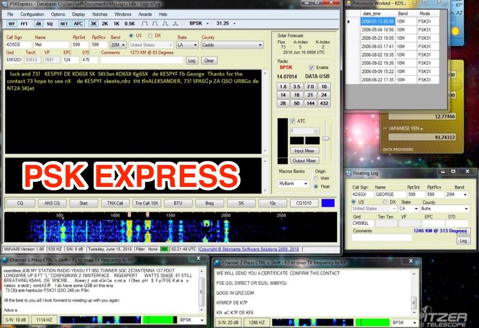 DXZone PSK Express