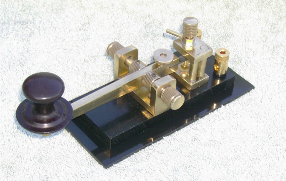 The Grand G3YUH Morse Key Project