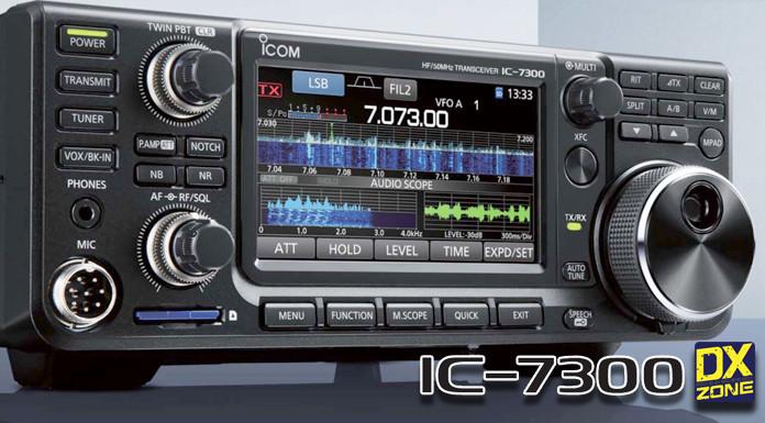 DXZone Icom IC-7300