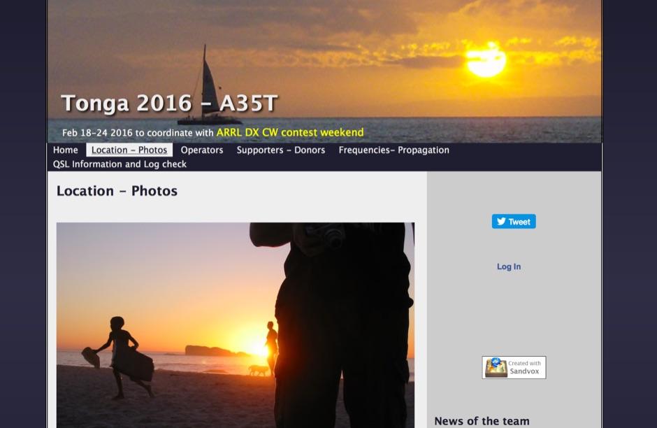A35T Log Online