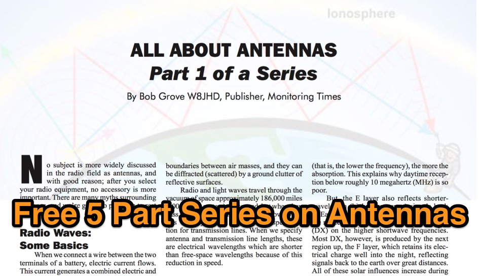 All About Antennas