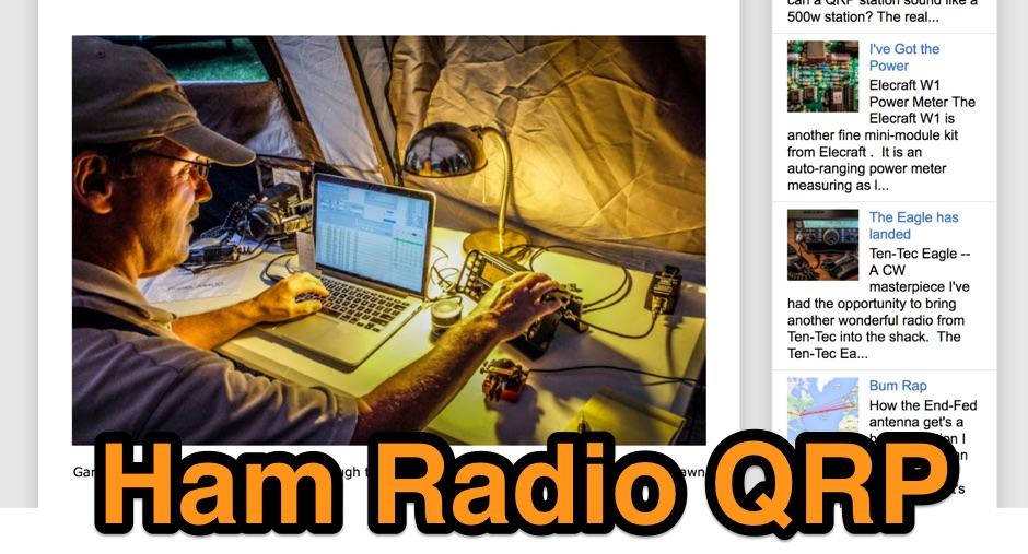 DXZone Ham Radio - QRP