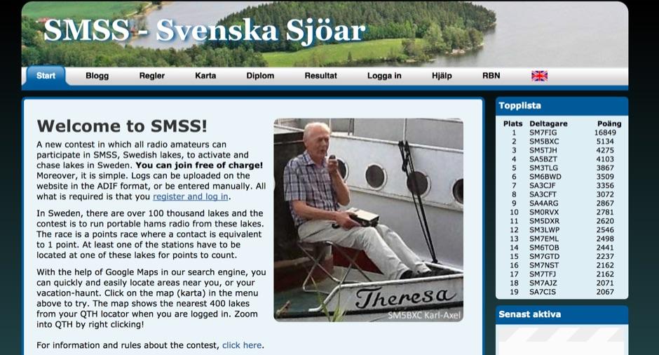 SMSS - Swedish Lakes
