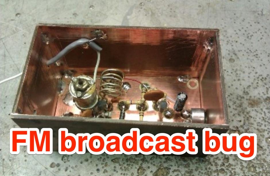 FM broadcast bug
