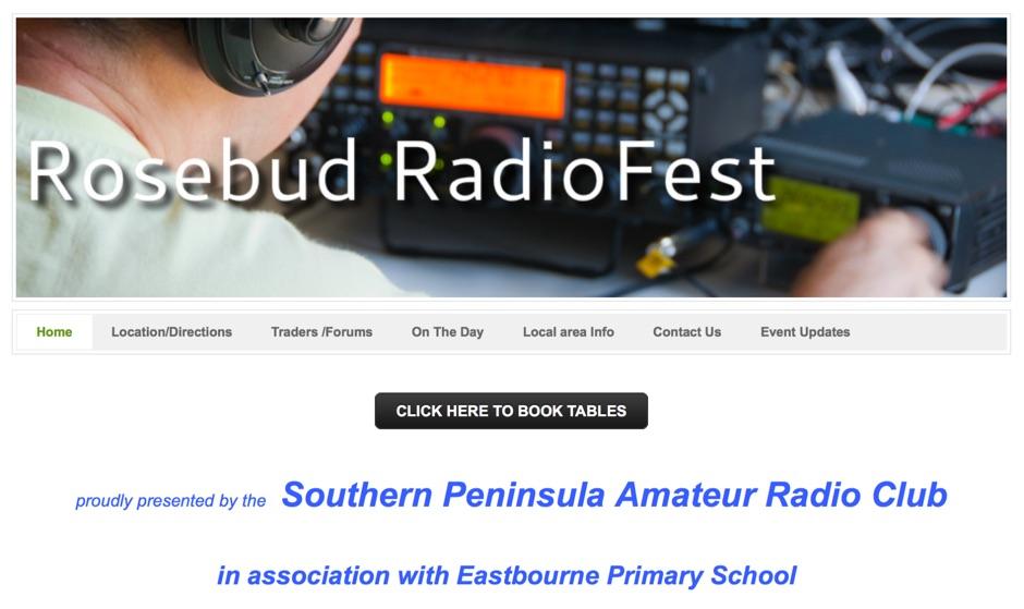 The Rosebud Radio Fest