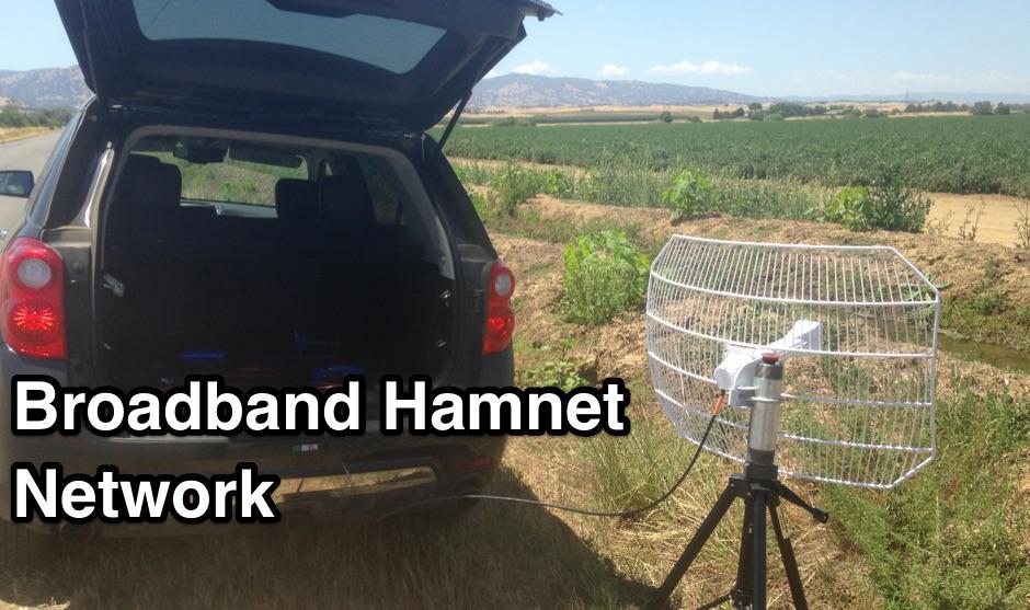 Broadband Hamnet Network