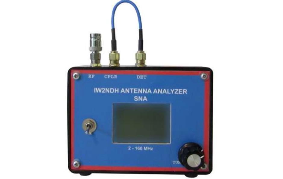 IW2NDH Antenna Analyzer
