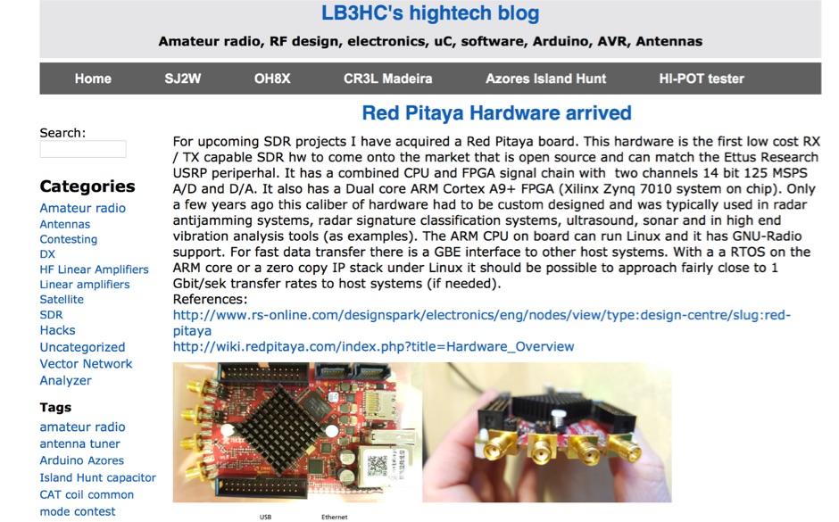 LB3HC's hightech blog