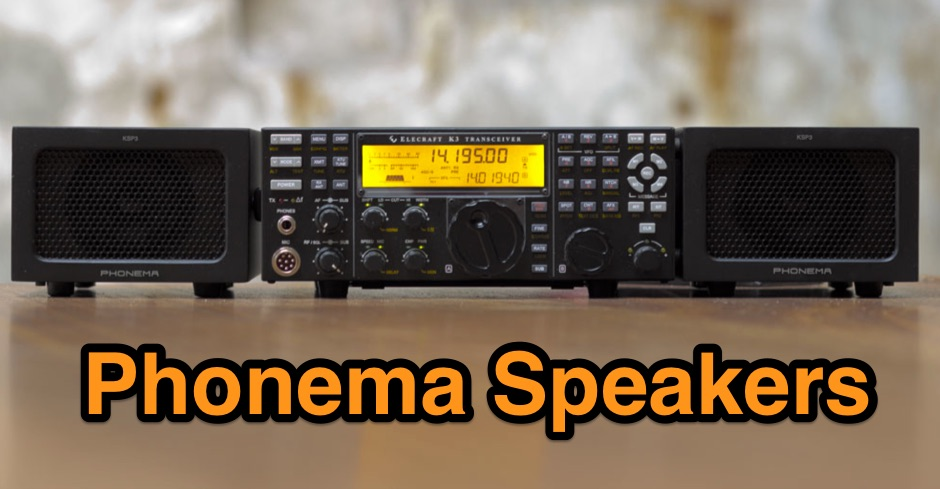 Phonema Speakers