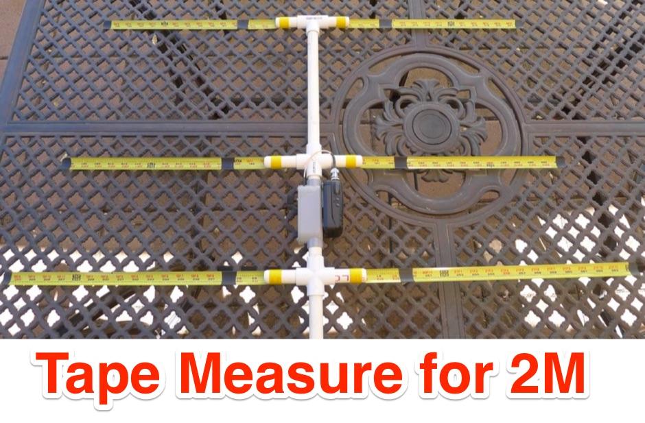 DXZone Tape Measure 2M Beam