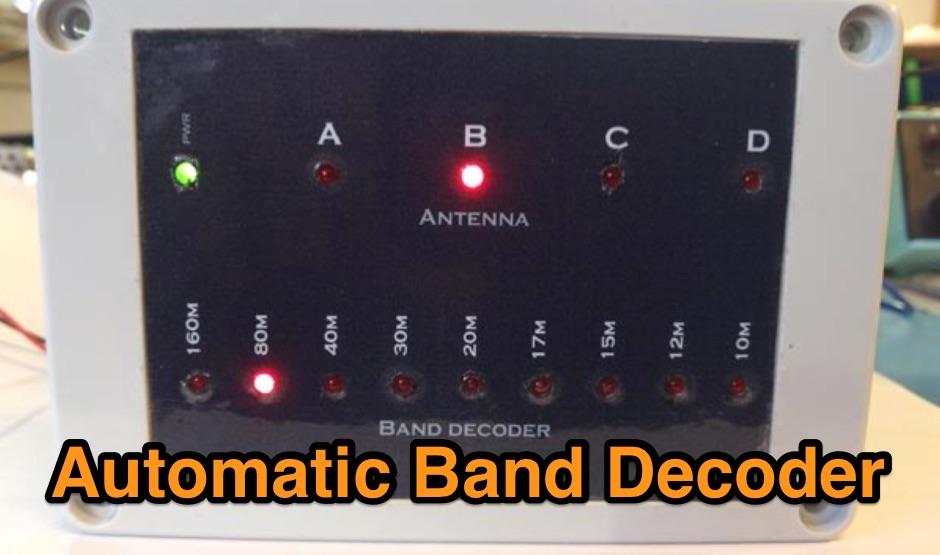 DXZone Automatic Band Decoder