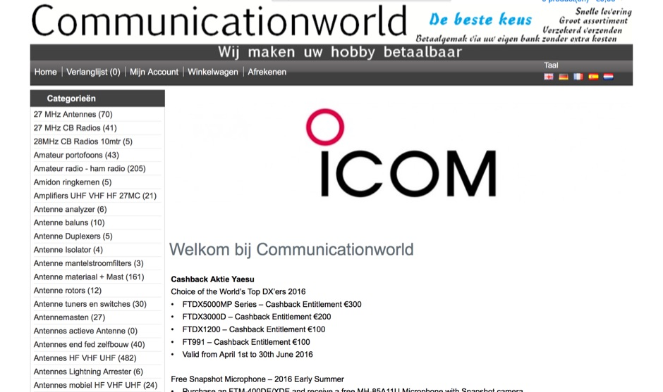 Communicationworld.nl