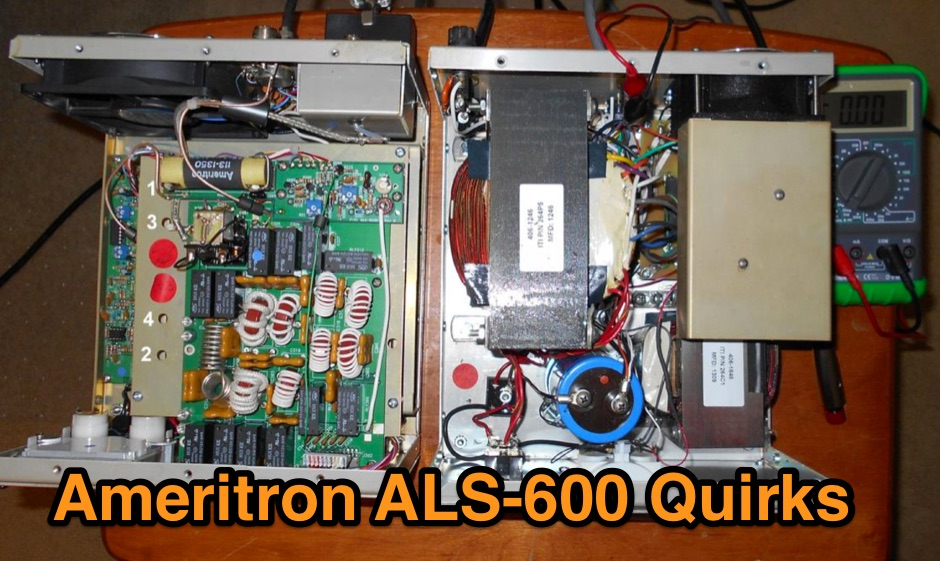 DXZone A Few ALS-600 Projects