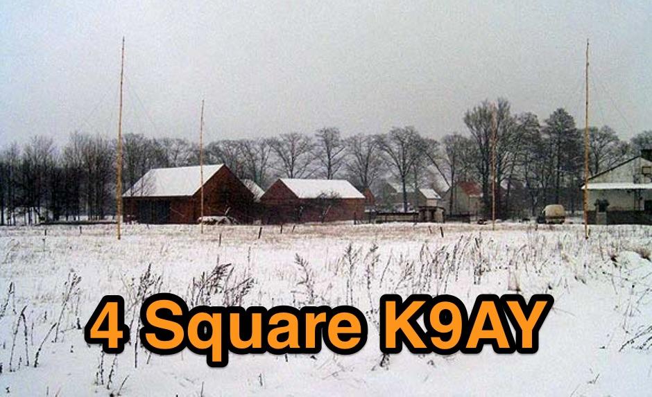DXZone 4 Square K9AY Antenna