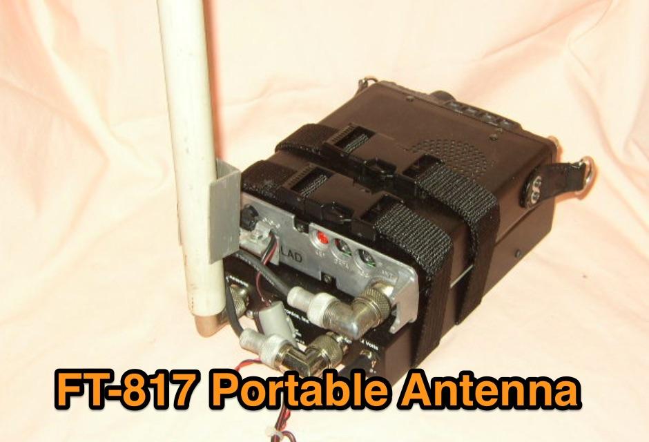 DXZone FT-817 Portable Antenna