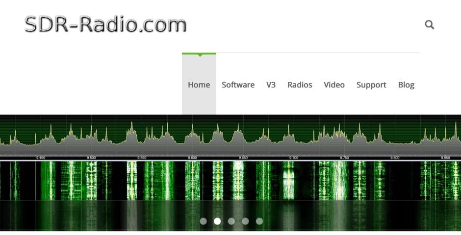 DXZone SDR-Radio.com