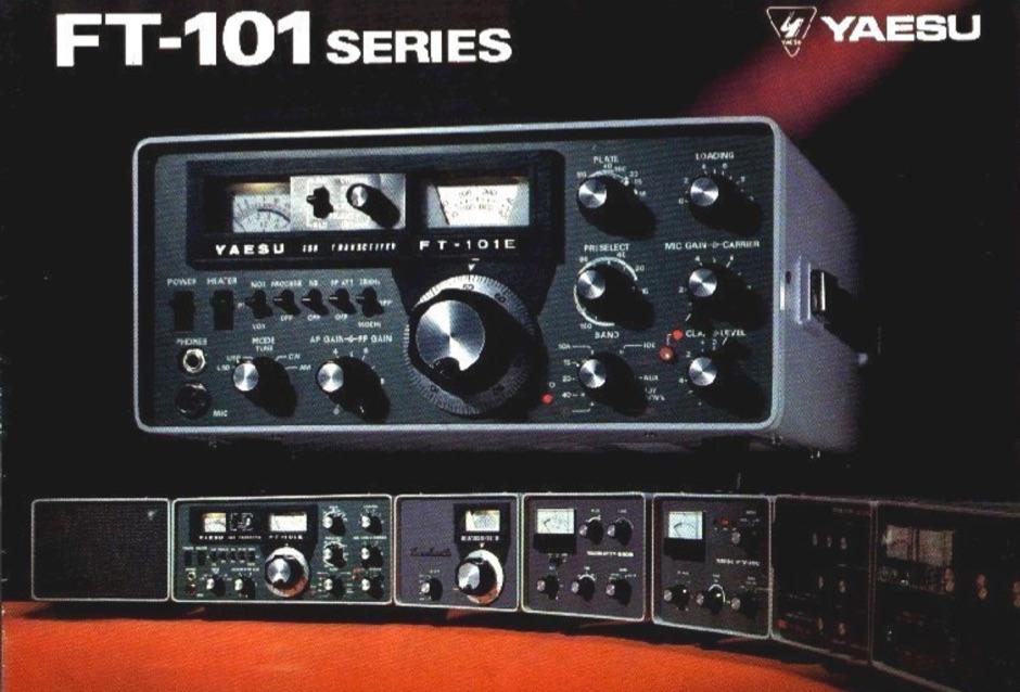 DXZone Yaesu FT-101