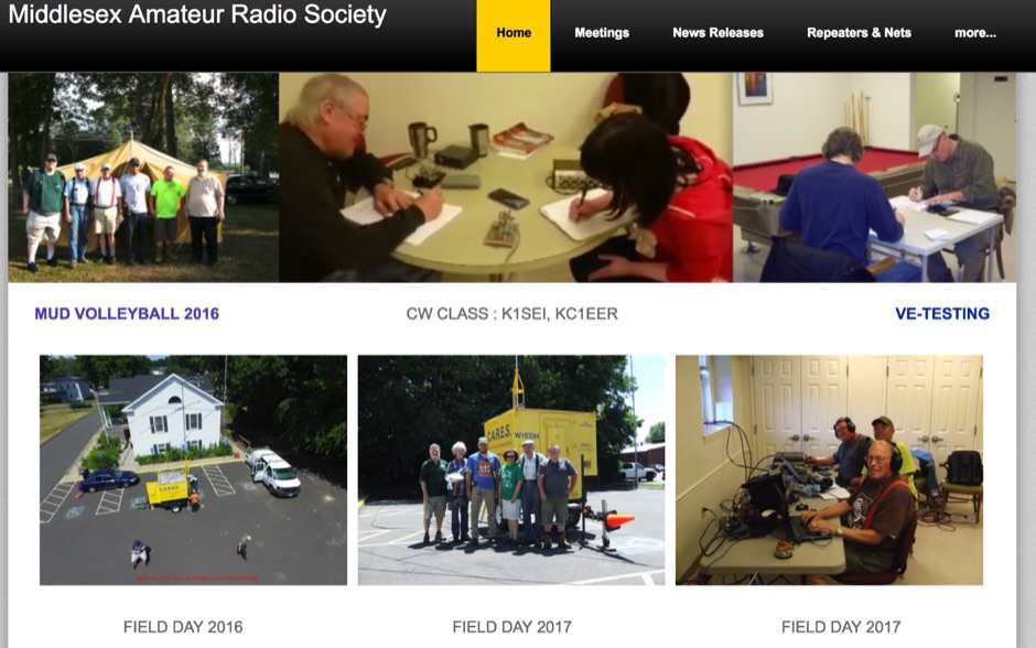 Middlesex Amateur Radio Society