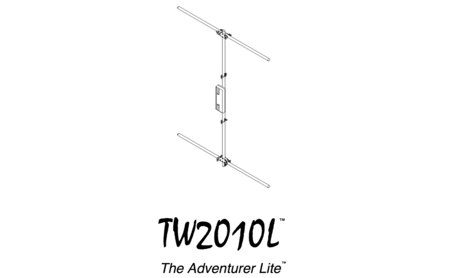 DXZone TW2010L Manual
