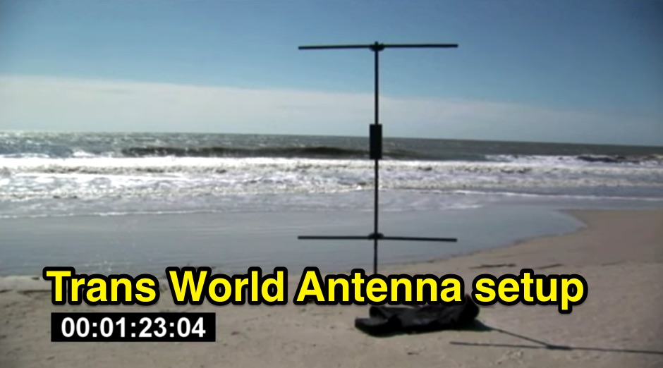 DXZone Trans World Antenna setup