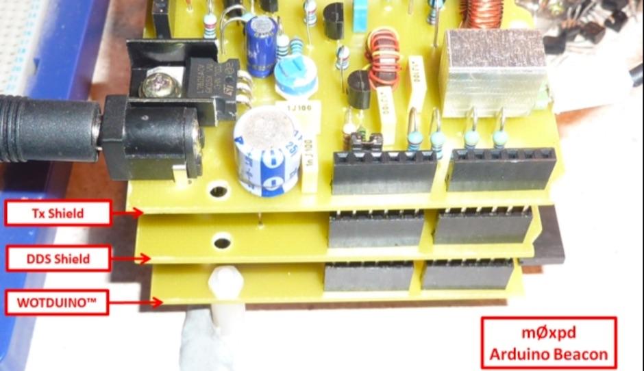 DXZone Arduino Beacon