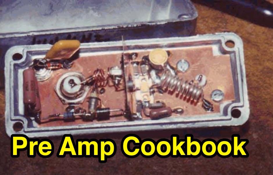 GaAs FER Pre Amp Cookbook