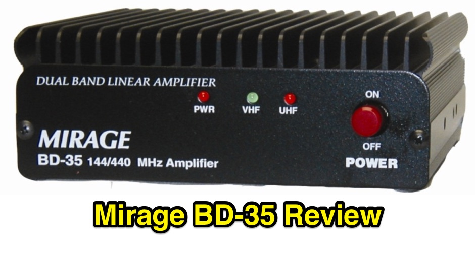 Mirage BD-35 Review