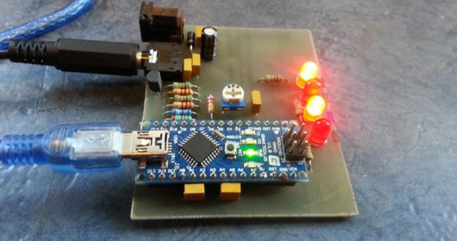 DXZone Arduino TNC