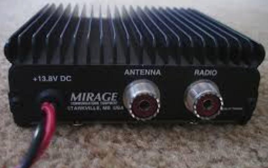 Mirage BD-35 Manual