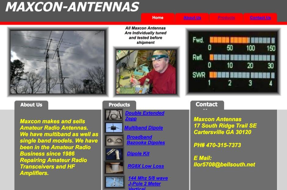 Maxcon Antennas