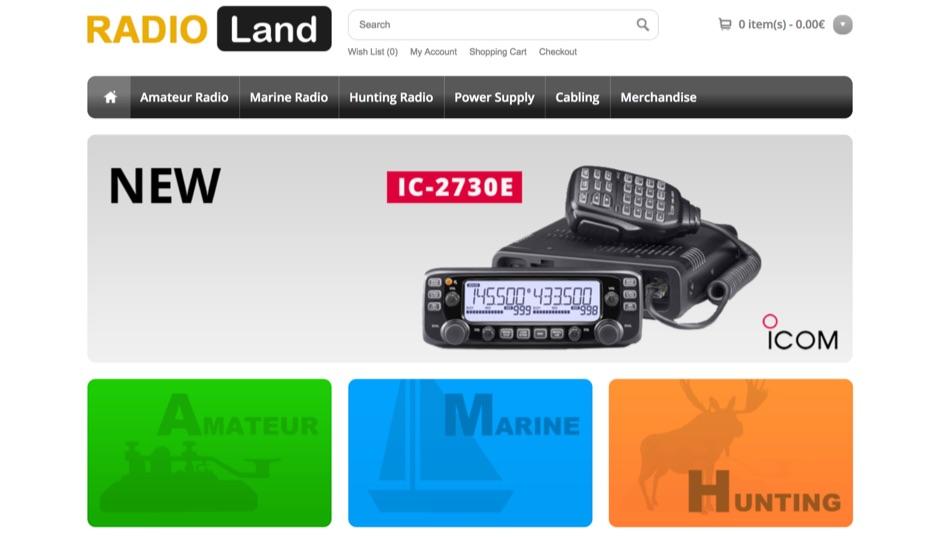 Radioland.eu