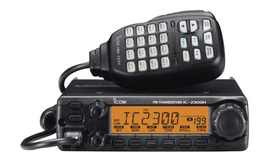 Icom IC-2300H Review