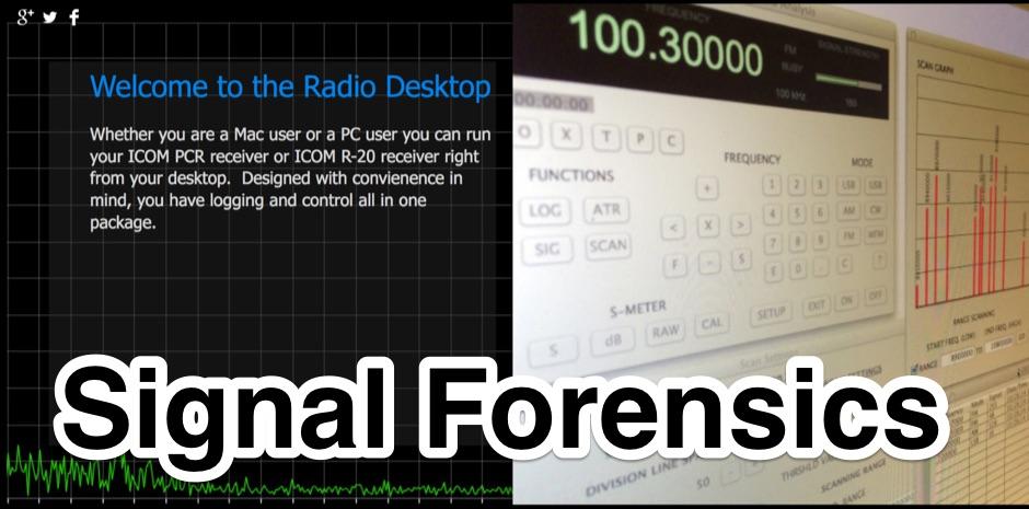 Signal Forensics