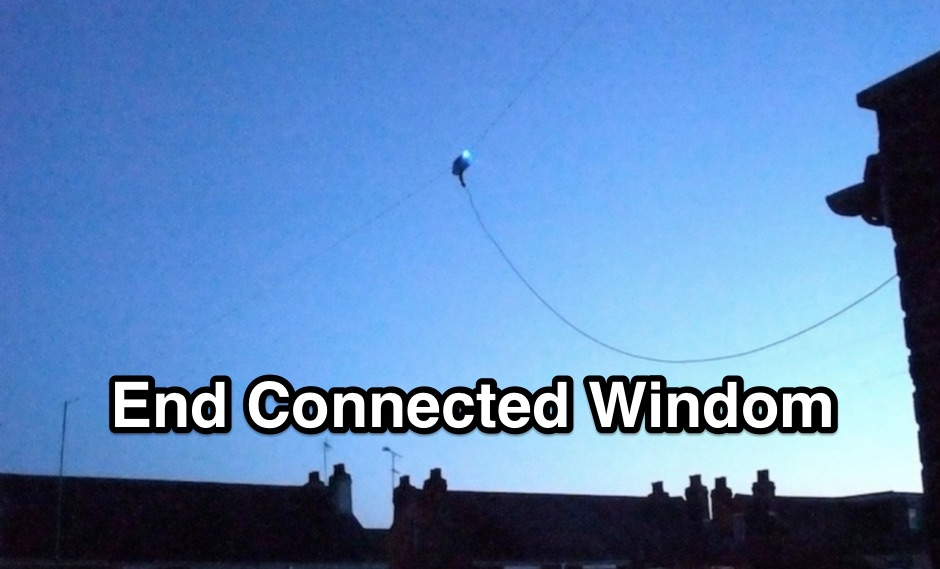 End Connected Windom