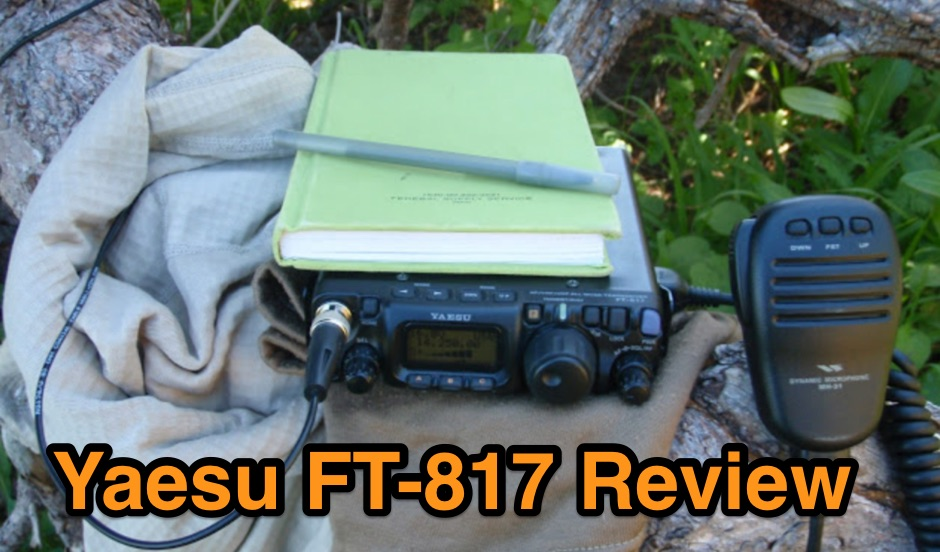 Yaesu FT-817 Review