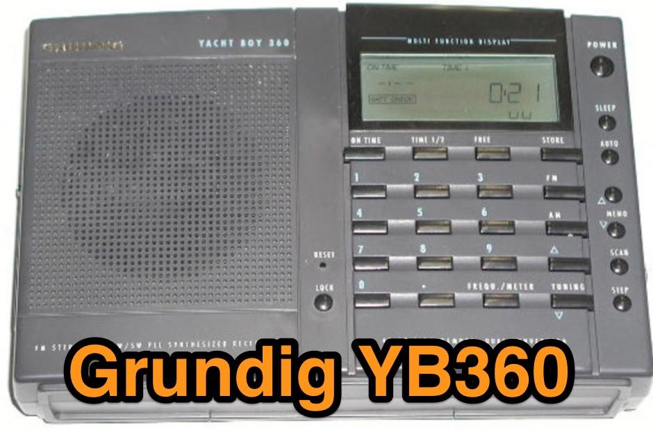 Grundig YB360 Review