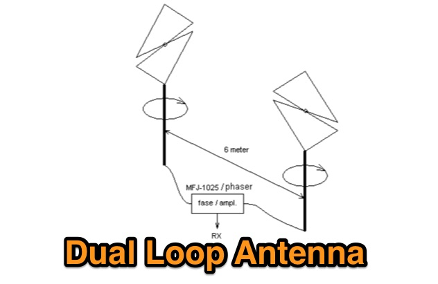Dual loop antenna system