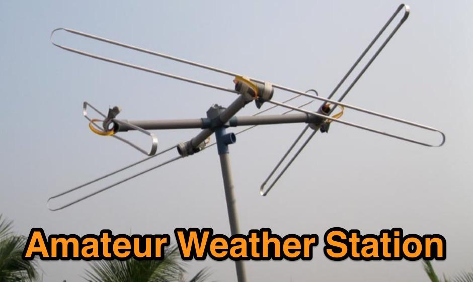 DXZone Amateur Weather Station