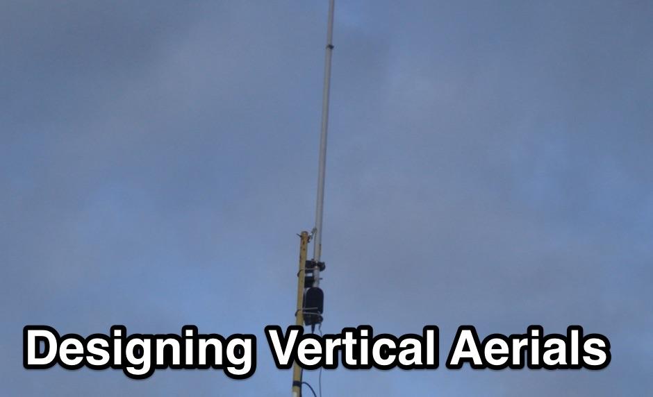 Designing Vertical Aerials