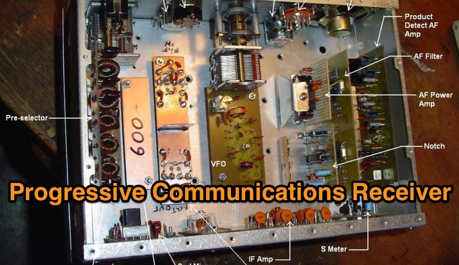 A Progressive Communications Receiver
