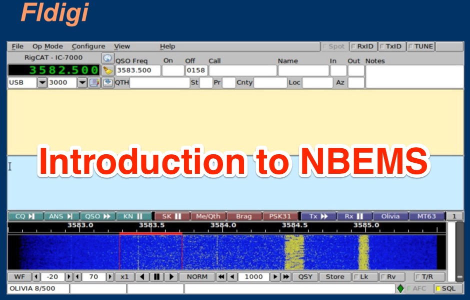 DXZone Introduction to NBEMS