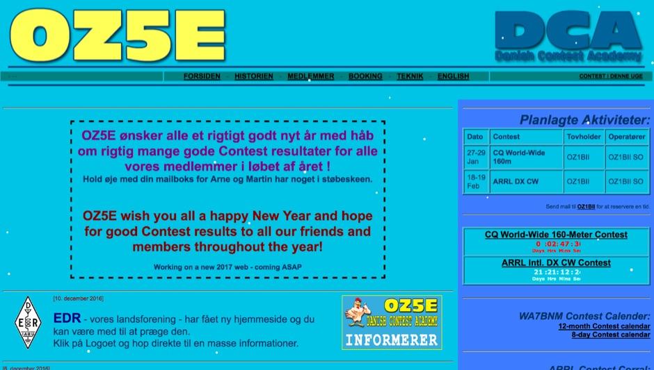 DXZone Danish Contest Academy