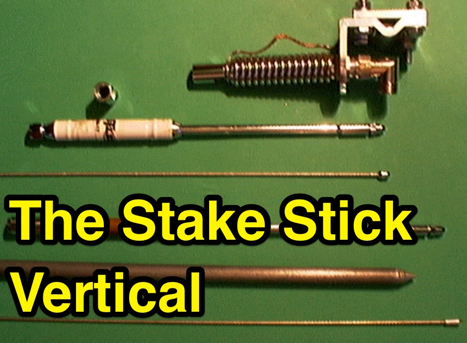 The Stake Stick Vertical