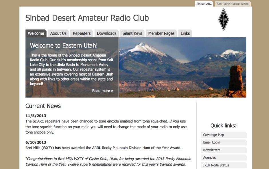Sinbad Desert Amateur Radio Club